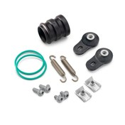 EXHAUST HARDWARE KIT, KTM SX 250 05-10, EXC 200/250/300 05-10