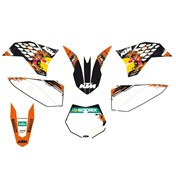 £ USA FACTORY GRAPHICS KIT, KTM  SX 50 09-15