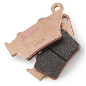 REAR SINTERED BRAKE PADS SX/EXC 98-03