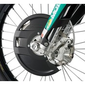 FRONT BRAKE DISC GUARD SX 85 13->, FREERIDE 250/35012->