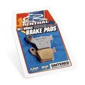 Renthal Brake Pads Rear