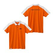 £ CORPORATE POLO ORANGE