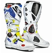 SIDI Crossfire SRS 2 White/Blue