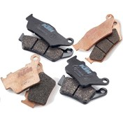 FRONT BRAKE PAD SET KTM SX 65 02-11, SX 85 05-11