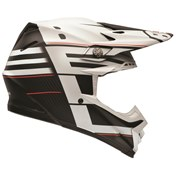 Bell Moto-9 Flex Blocked MX Helmet Black
