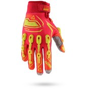 Handske Leatt GPX 5,5 Lite Red/Yellow, S