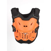 Bröstskydd LEATT 2.5 Orange/Black, Kids Onesize