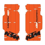 STICKER RADIATOR-PROTECTOR, KTM 125-530 05->