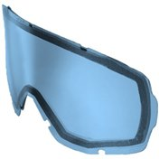 SCOTT LENS HUSTLE/TYRANT/SPLIT THERMAL ANTI-FOG, BLUE