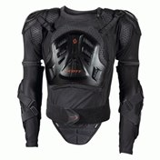 SCOTT PROTECTOR PURSUIT JACKET - BODY ARMOUR, Black/Red