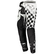 SCOTT 350 TRACK PANT BLACK/WHITE