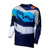 Seven Youth Annex Ignite Jersey Coral/Navy