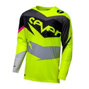 Seven Youth Annex Ignite Jersey Black/Yellow