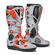 SIDI Crossfire 3 SRS Red Fluo/Ash