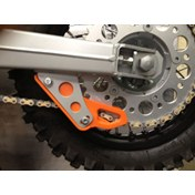 TM Design Kedjestyrare Orange, KTM SX 65 02-15