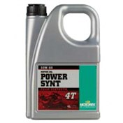 MTX POWER SYNT FULL SYNTHETIC 4T 10W/60, 4 Liter