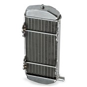 £ Factory radiator wide RIGHT, KTM SX/EXC 125 98-06, SX 250 03-06, EXC 250/300 04-07