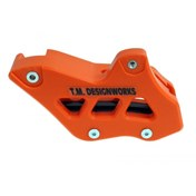 TM Design Kedjestyrare Orange MX/ENDURO, KTM 125-530 08-21, HQV 125-501 14-21, HSB FE/TE/FX 125-570 09-13