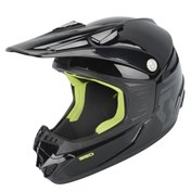 £ SCOTT JUNIOR HELMET 350 PRO ECE Black/Yellow