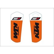 FORK PROTECTION STICKER-SET, KTM SX-15-17, EXC/XC-W 16-17