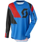 Jersey Scott 450 Podium Blue/Red, M