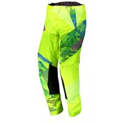 SCOTT 350 RACE PANT BLUE/YELLOW