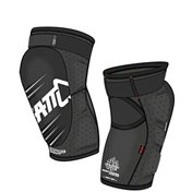 LEATT 3DF 5.0 Knee Guard Black, S/M
