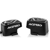 AC BREMBO PUMP COVERS  BLACK