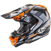 Arai MX-V Boogle Orange