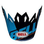 Bell MOTO FLEX 9 Blue/Black/Red Visor