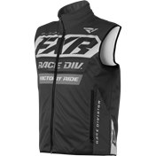 FXR RR INSULATED VEST BLACK/WHITE