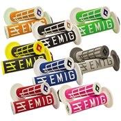 ODI EMIG RACING Lock-On Grip Set 2 & 4 Stroke