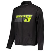 SCOTT ENDURO JACKET BLACK/YELLOW
