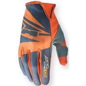 AXO SX Glove Grey/Orange