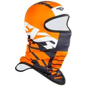 FXR Boost Balaclava Black/Orange