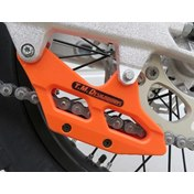 TM Design Kedjestyrare Orange MX/ENDURO, KTM 125-500 08->, HQV 125-501 14->