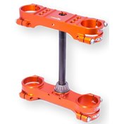 X-Trig ROCS Triple Clamp Kit Orange 14 mm Offset, SX 85 03-19