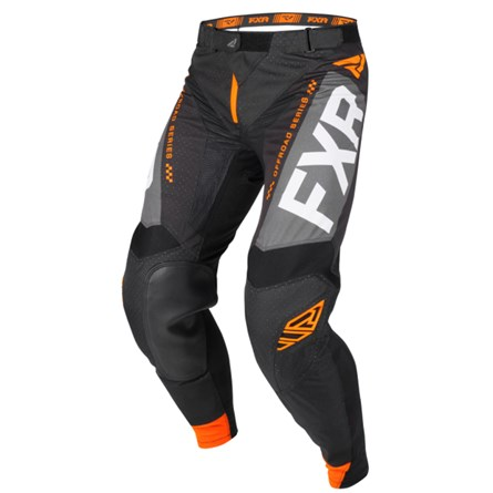 FXR HELIUM OFF-ROAD PANTS 19 GREY/ORANGE
