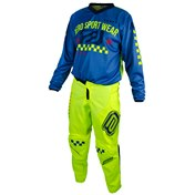 ASW Kids Pants FLUO/BLUE