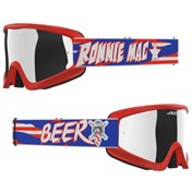 "EKS GOX Ronnie Mac (Beer Optics) Limited Edition ""RM69"" 2.0, Mirror Lens"