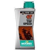 MTX TOP SPEED  SYNTHETIC 4T 10W/30, 1 Liter